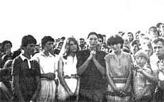1983 Apparizione sulla collina