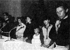 1984 Apparizione in Cappella