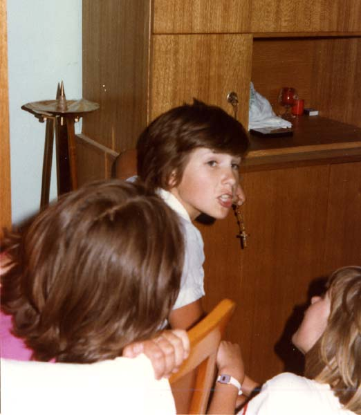 Apparizione Cappella 1984