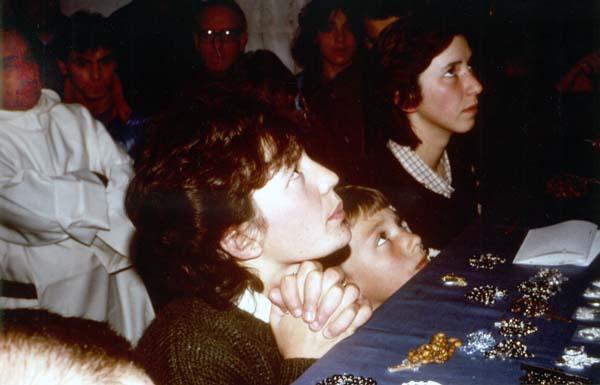 Apparizione novembre 1983