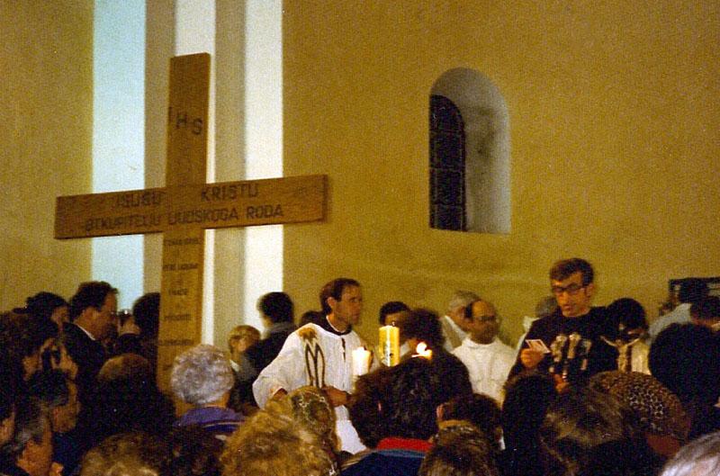 Padre Slavko 1984