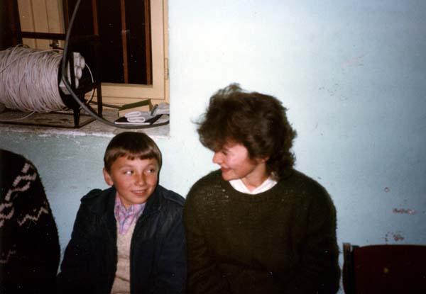 Prima della apparizione 1983