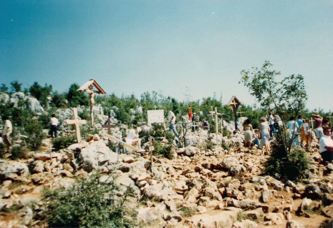 collina apparizioni 1987