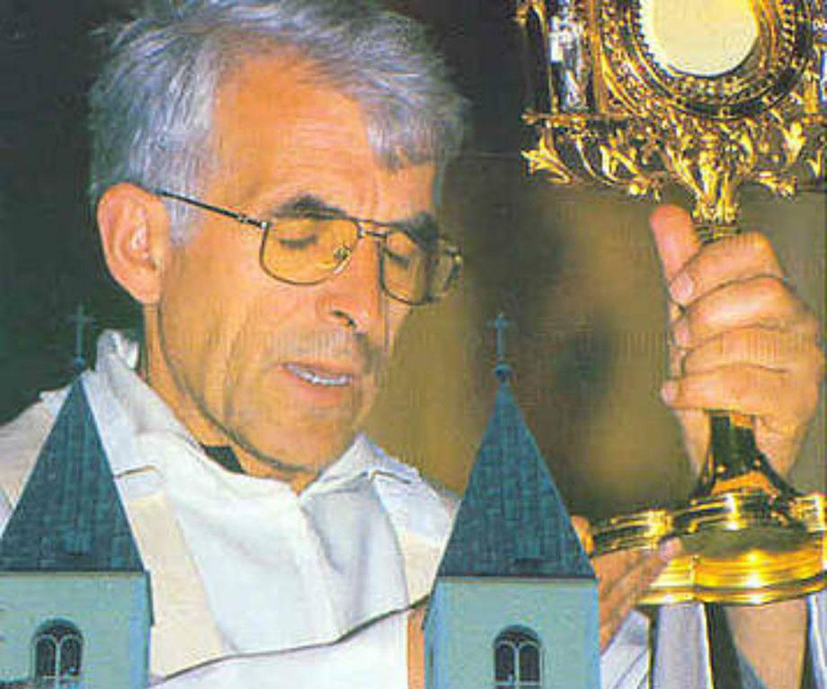 Padre Slavko Barbaric
