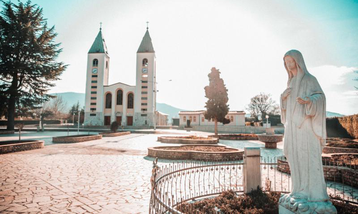 Miracolo sul Monte Križevac