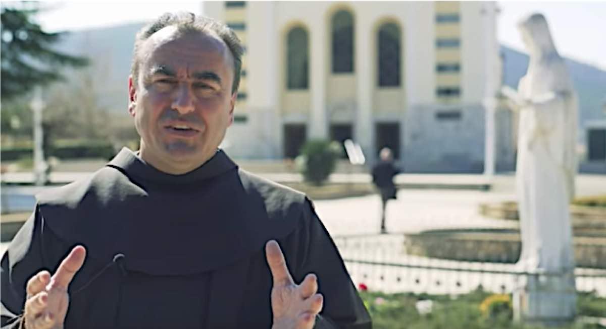 Fra Marinko Šakota, parroco di Medjugorje