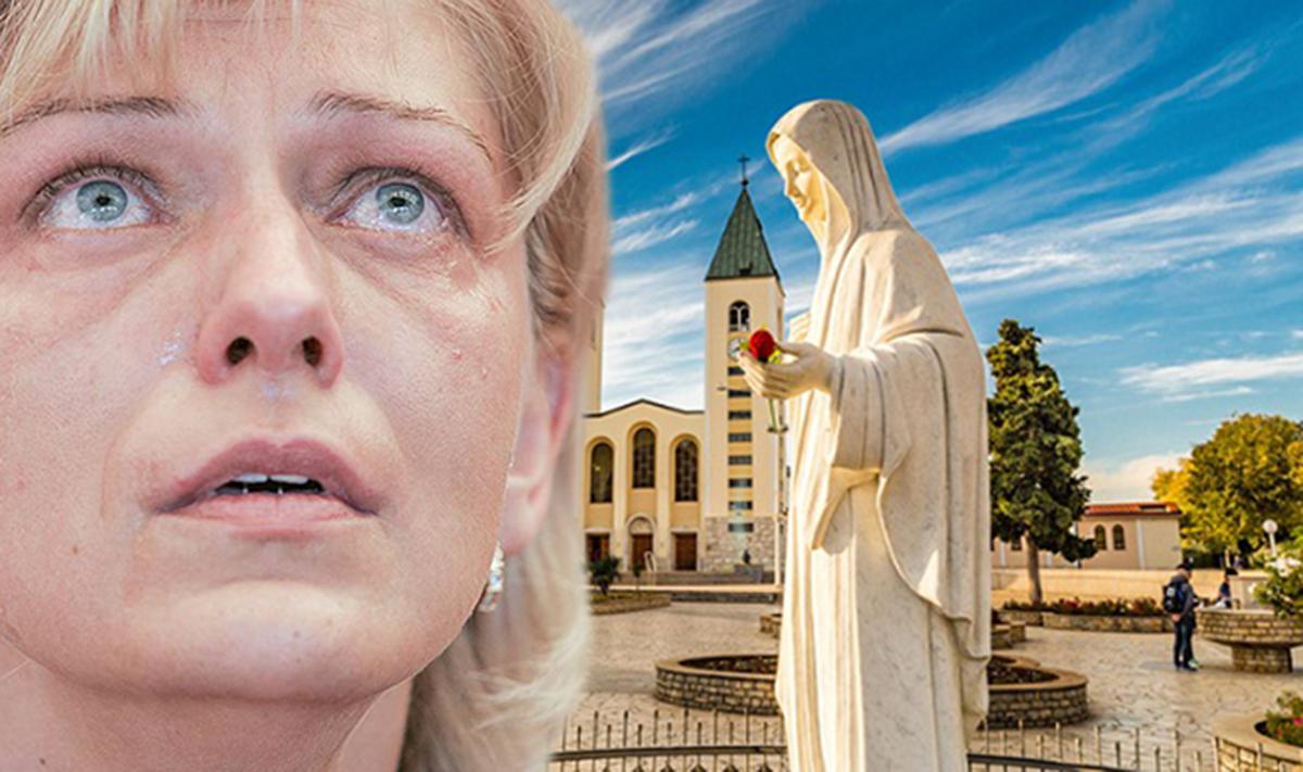 Mirjana: la Madonna ci invita al Rosario
