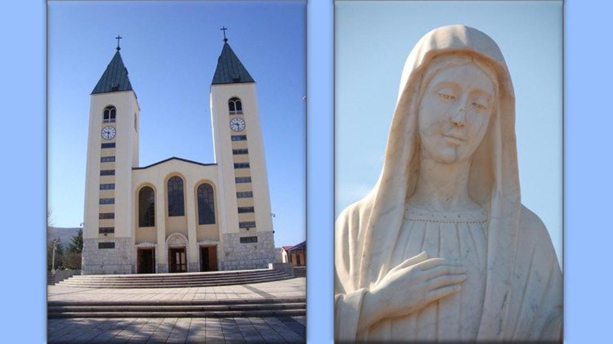 La Madonna a Medjugorje vuole che preghiamo per i sacerdoti