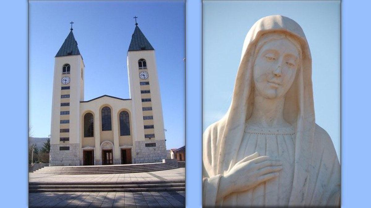 Gli appelli della Madonna di Medjugorje